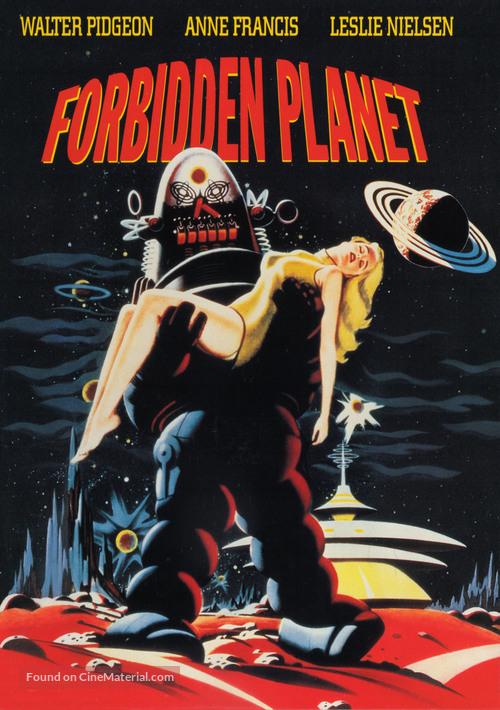 Forbidden Planet - Movie Poster