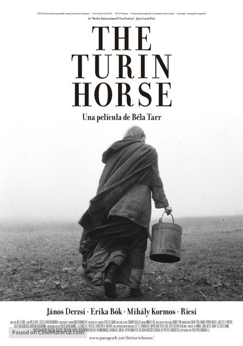 A torinói ló - Spanish Movie Poster