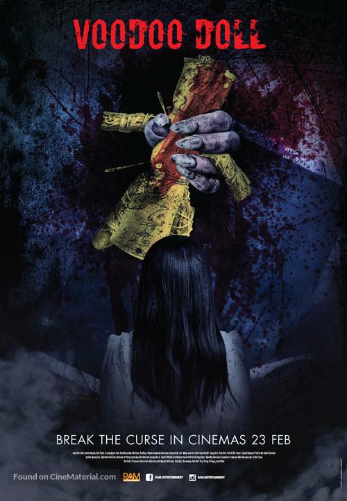 Linh Duyên - Malaysian Movie Poster