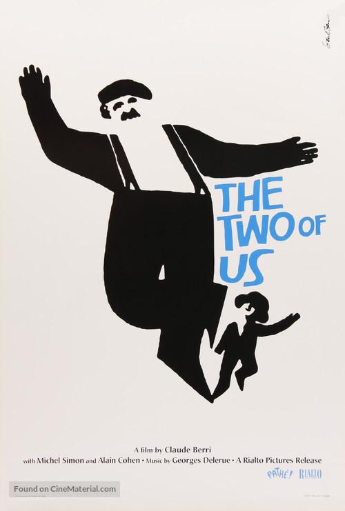 Le vieil homme et l'enfant - Movie Poster