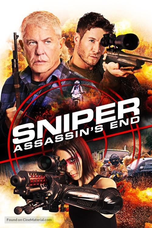 Sniper: Assassin's End - Movie Poster