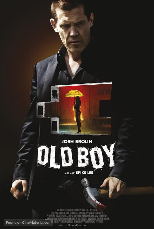 Watch Oldboy (2013) Full Movie Online Free - Putlocker