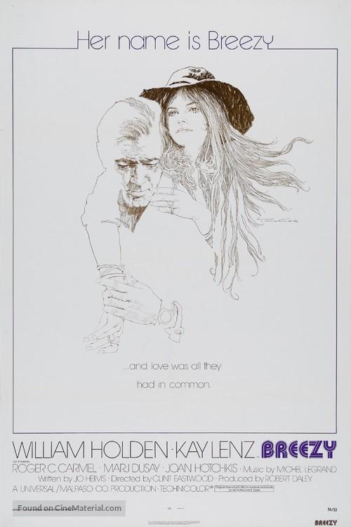 Breezy - Movie Poster