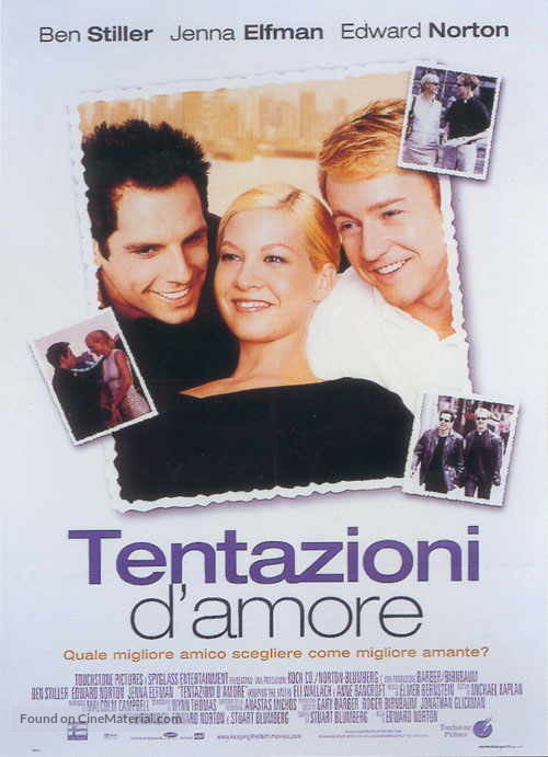 Keeping The Faith - Italian Movie Poster
