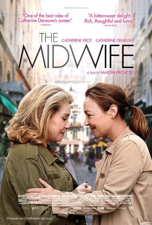 Sage femme - Movie Poster