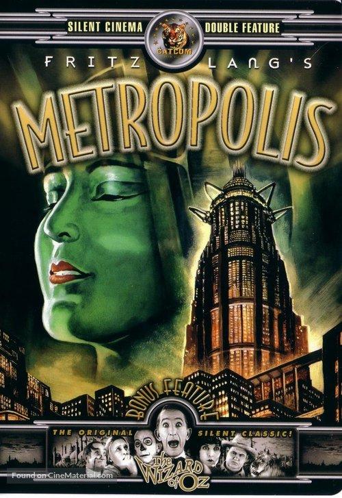 Metropolis - Movie Cover