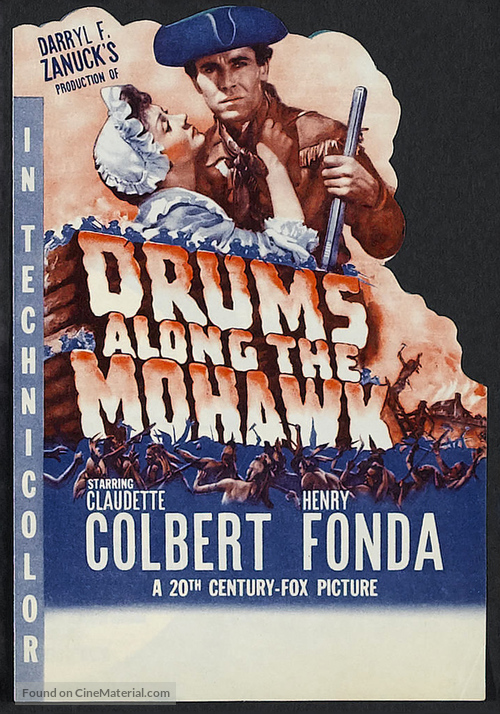 Drums Along the Mohawk - Movie Poster