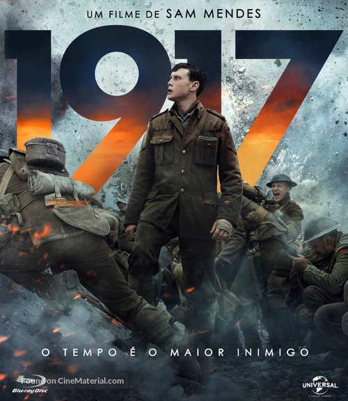 1917 - Brazilian Movie Cover