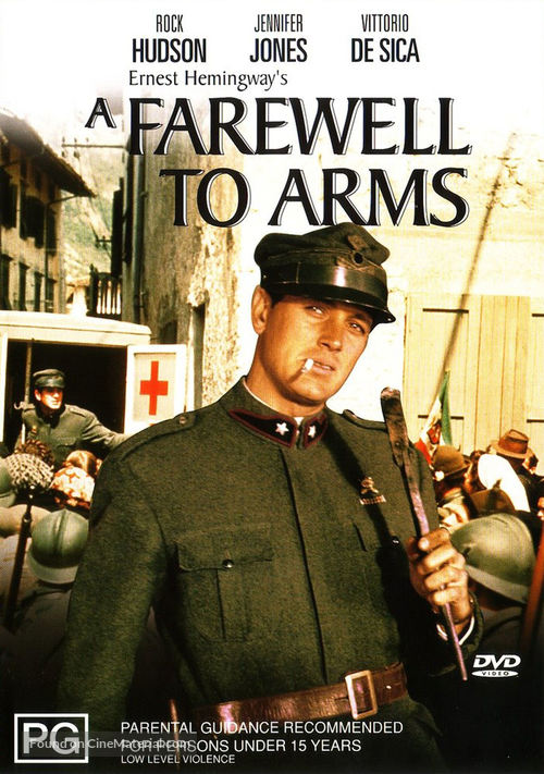 a farewell to arms realism
