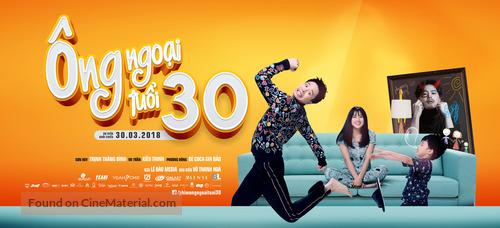 Ong Ngoai Tuoi 30 - Vietnamese Movie Poster