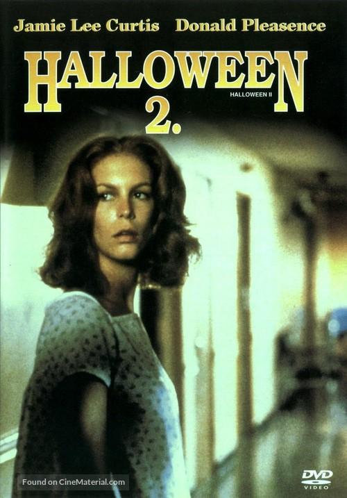 Halloween II - Movie Cover