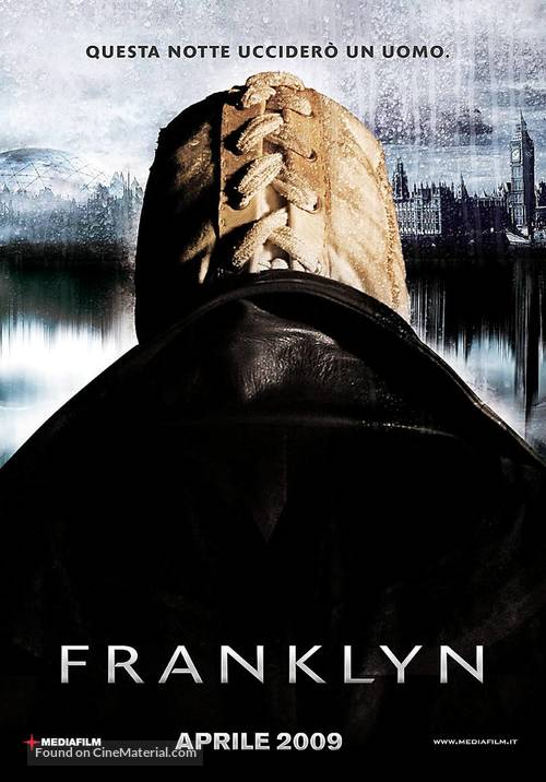 Franklyn - Italian Movie Poster