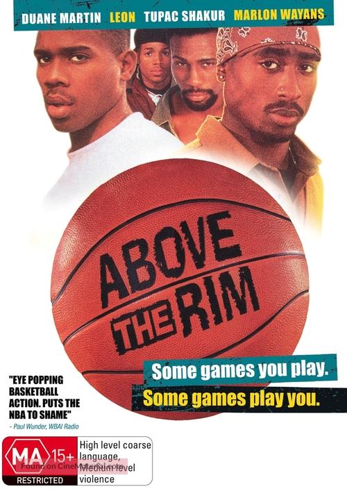 Above The Rim - Australian Movie Cover