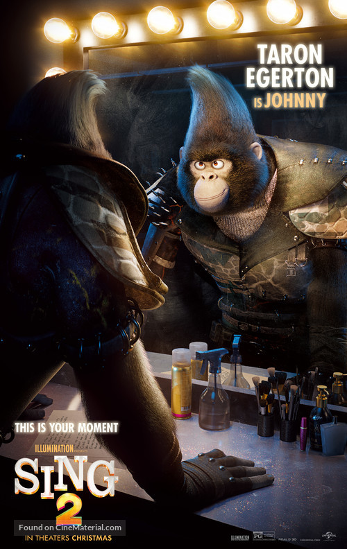 Sing 2 - Movie Poster