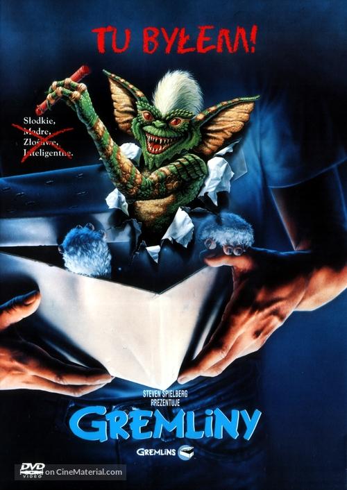 Gremlins - Polish Movie Cover
