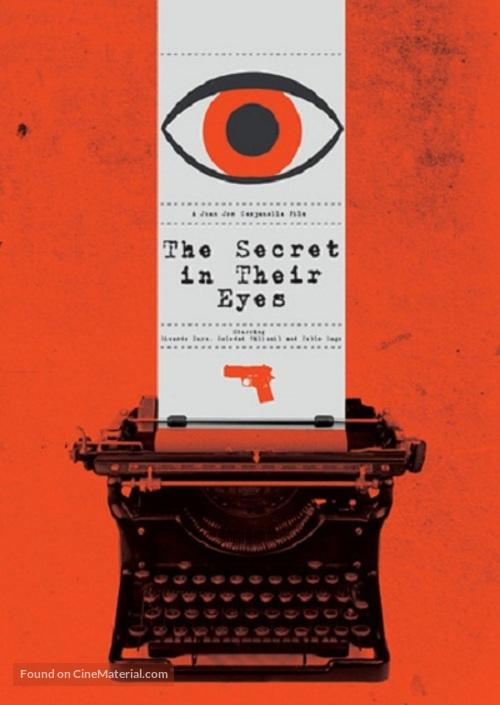 El secreto de sus ojos - Movie Poster