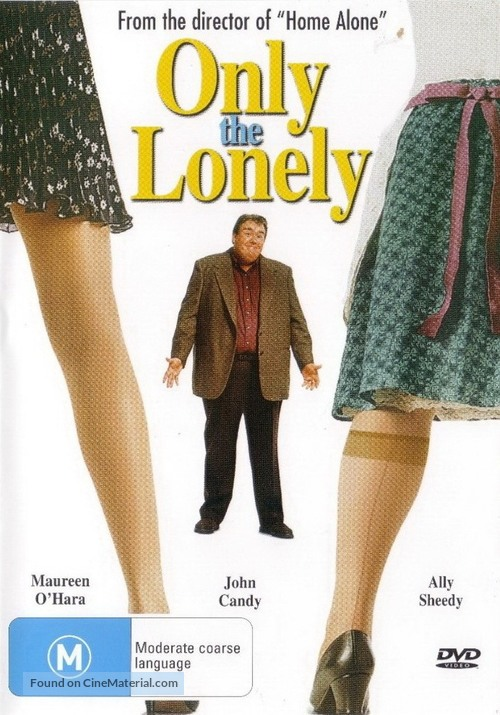 Only the Lonely - Australian DVD movie cover