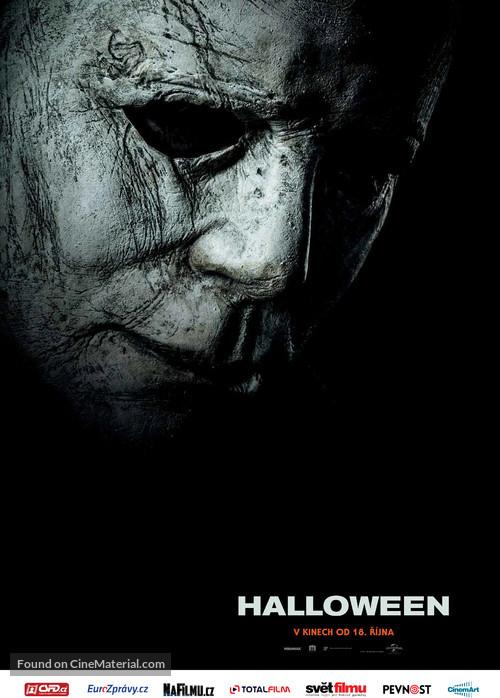 Halloween - Czech Movie Poster