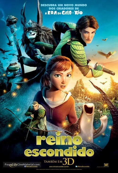 Epic - Brazilian Movie Poster