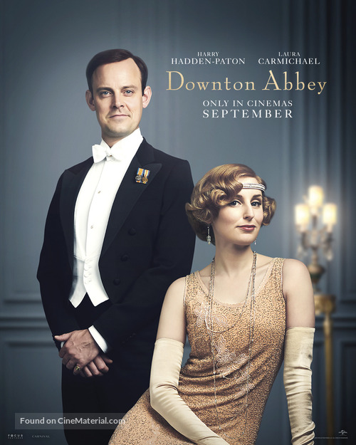 Downton Abbey - British Movie Poster