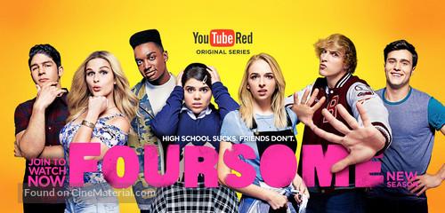 """Foursome"" - Movie Poster"