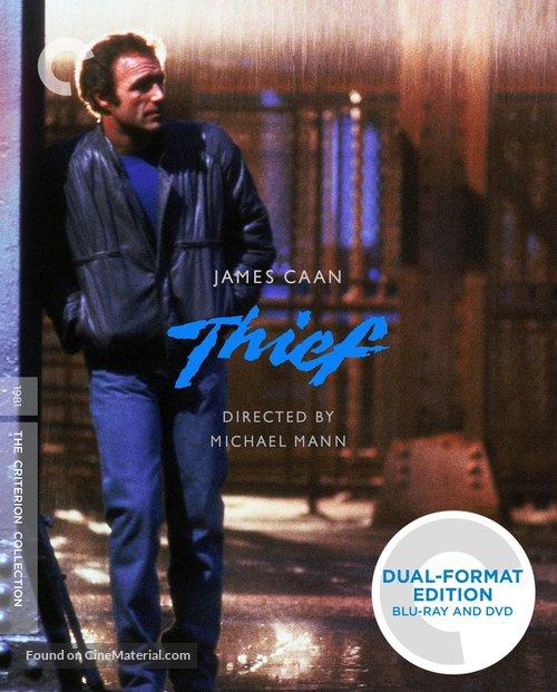Thief - Blu-Ray movie cover