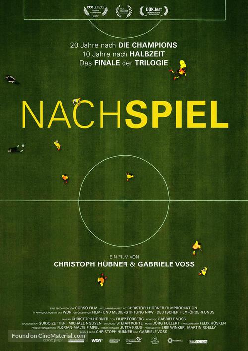 Nachspiel - German Movie Poster
