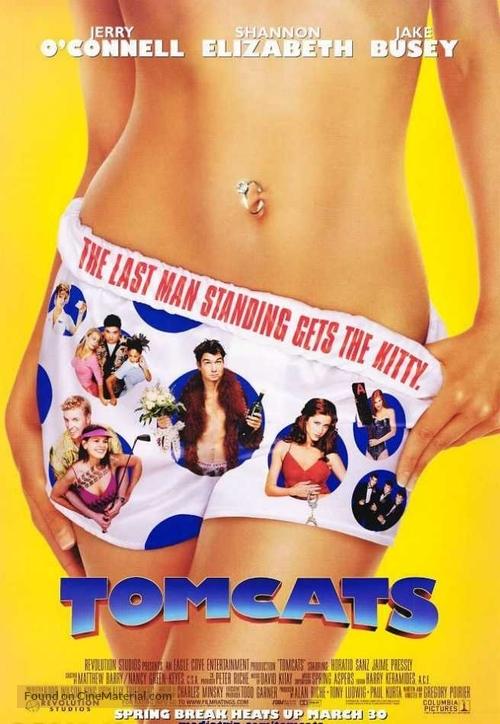 Tomcats - poster
