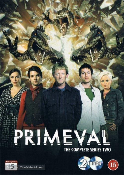 """""""Primeval"""" - Danish Movie Cover"""