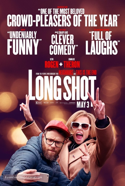 Long Shot - Movie Poster