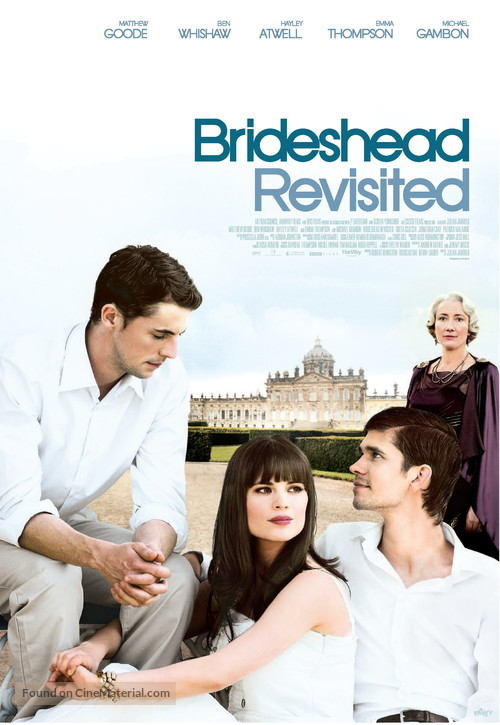 Brideshead Revisited - Swiss Movie Poster
