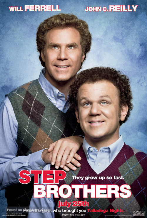 Step Brothers - Movie Poster
