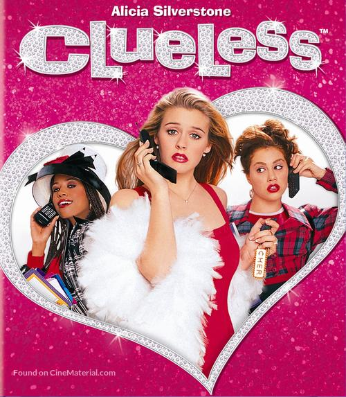 Clueless - Blu-Ray movie cover