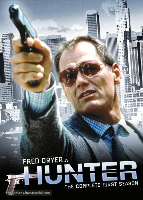 """Hunter"" - Movie Cover"