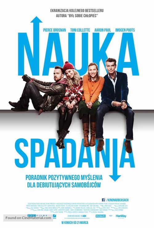 A Long Way Down - Polish Movie Poster