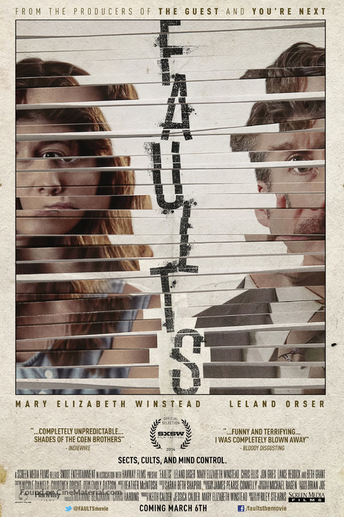 Faults - Movie Poster