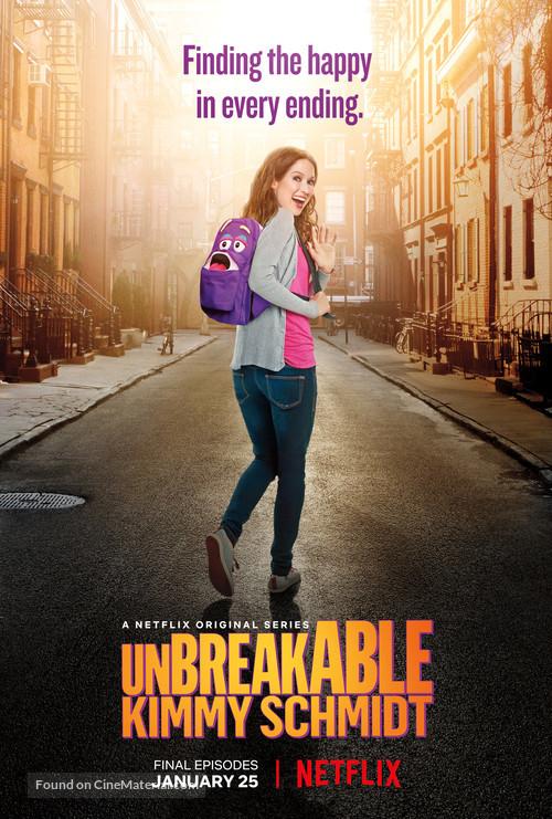 """""""Unbreakable Kimmy Schmidt"""" - Movie Poster"""