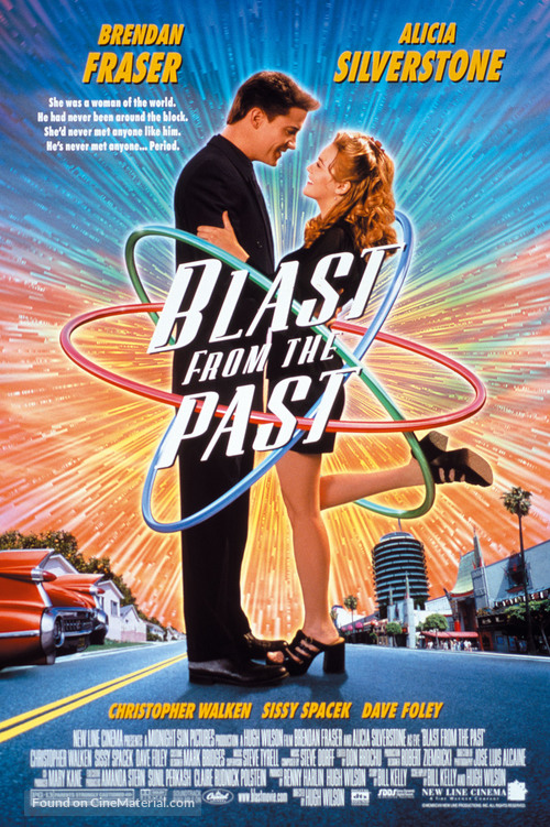 Blast from the Past - Movie Poster
