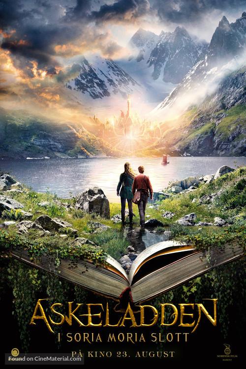 Askeladden - I Soria Moria slott - Norwegian Movie Poster