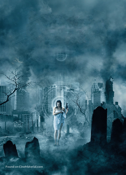 Resident Evil: Apocalypse - Key art