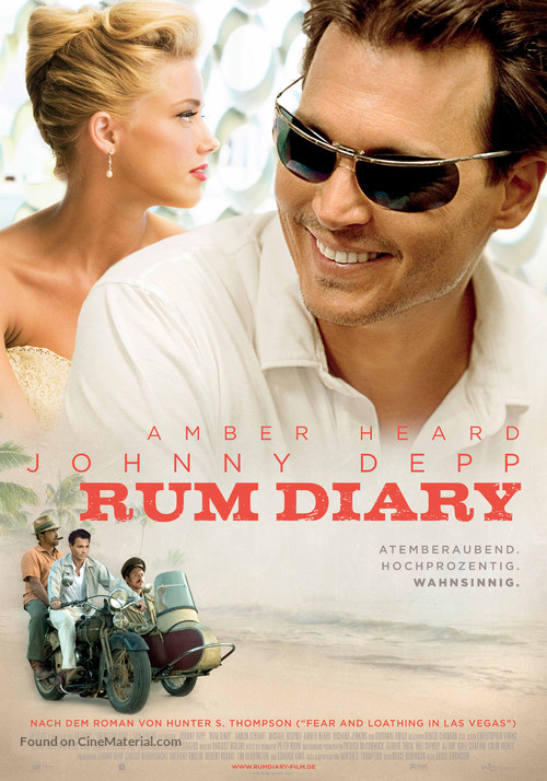 the rum diary deutsch