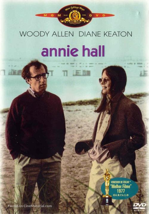 Annie Hall - Portuguese Movie Cover