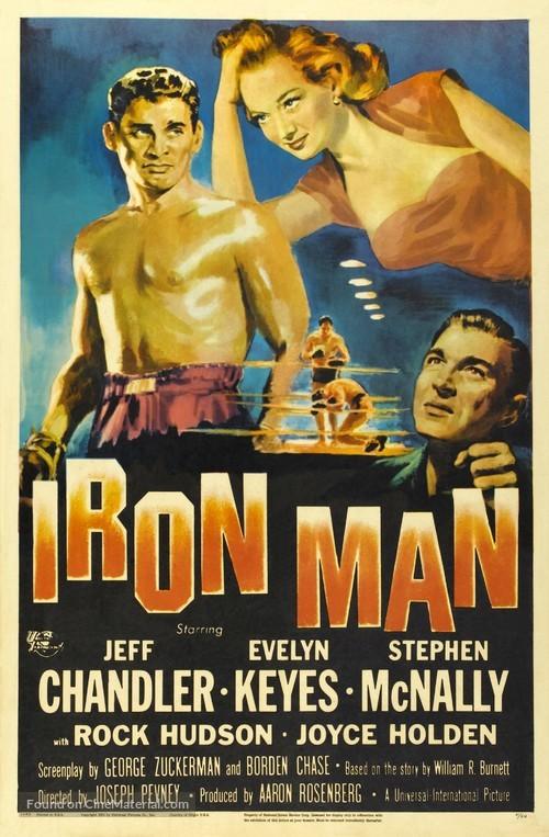 Iron Man - Movie Poster