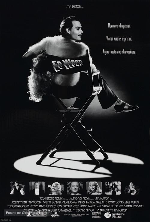 Ed Wood - Movie Poster