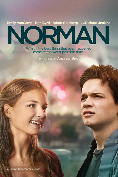 Norman - DVD cover