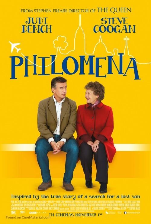 Philomena - British Movie Poster