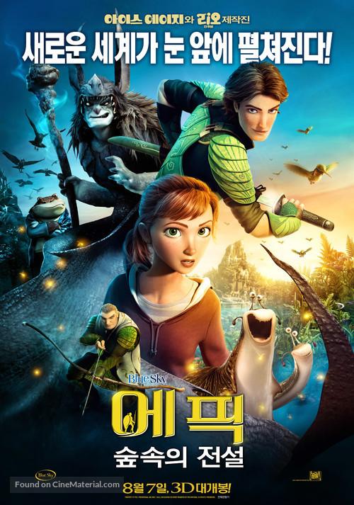 Epic - South Korean Movie Poster