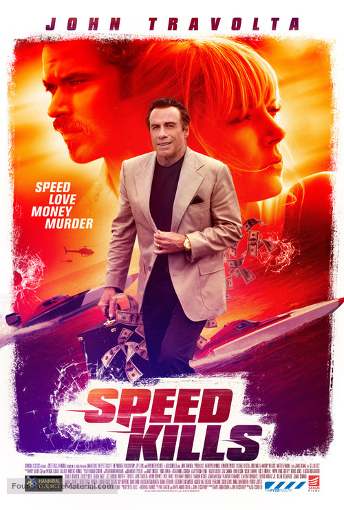 Speed Kills - Movie Poster