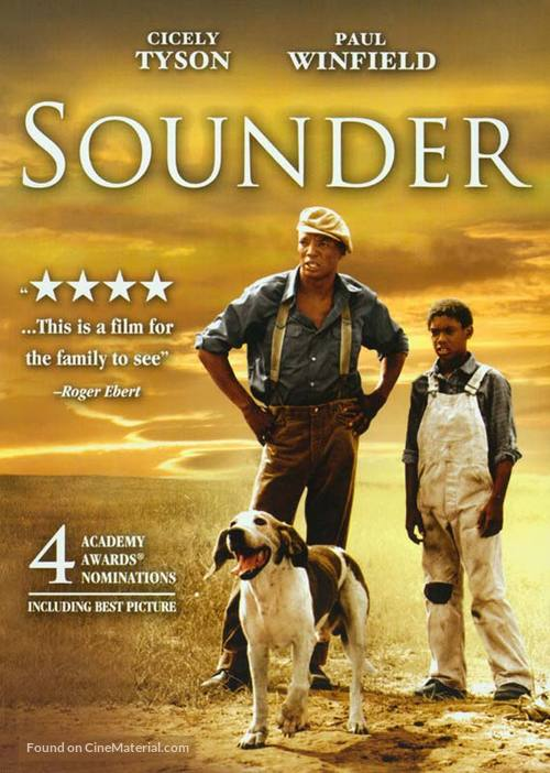 Sounder - DVD movie cover