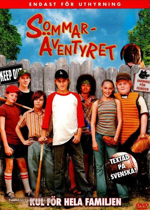 The Sandlot 2 - Swedish poster